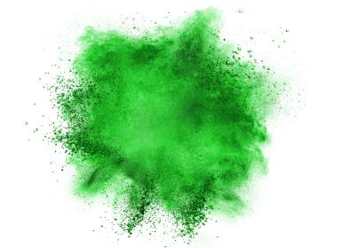 Zelena i zemljani tonovi