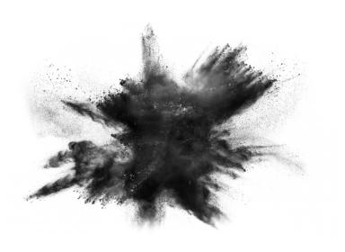 Sivo do crne, tamni tonovi