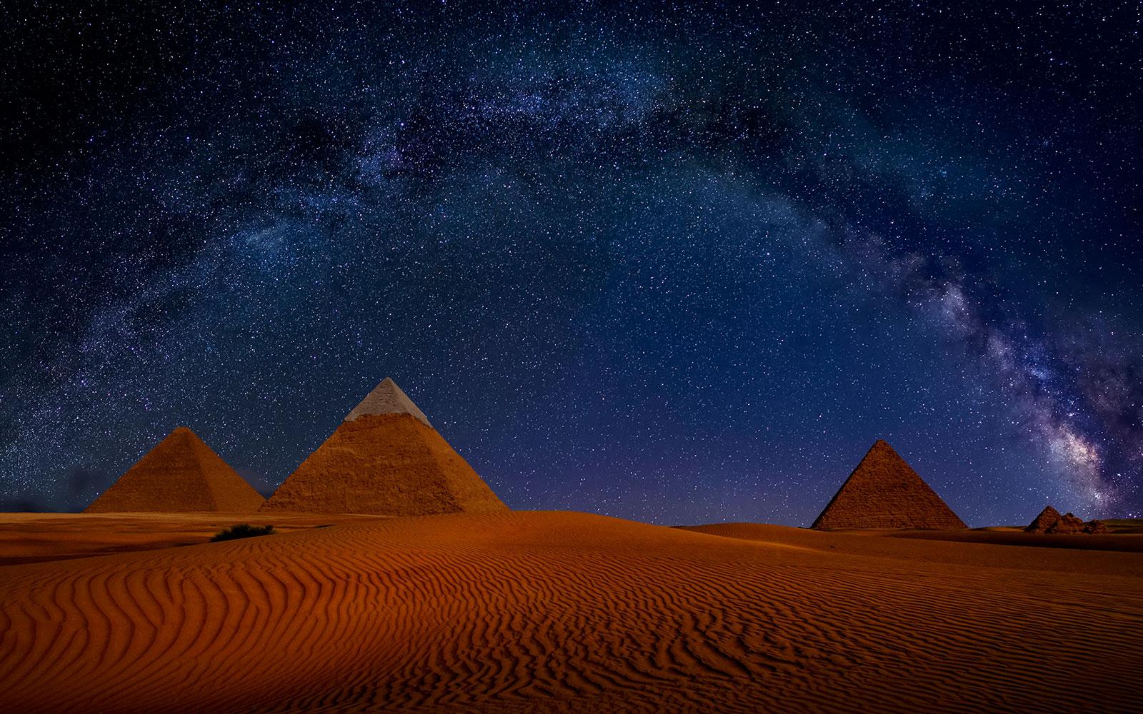 Velika piramida – Zodijačka arhitektura