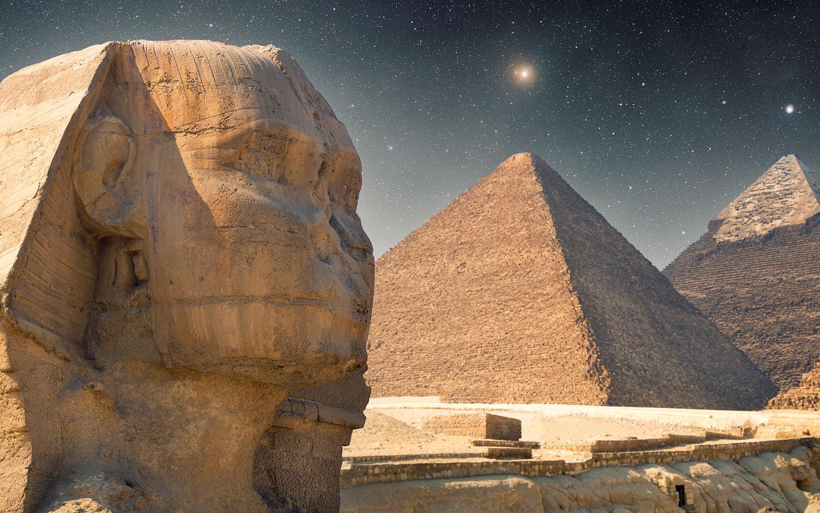 Nebo starih Egipćana