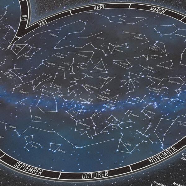 Natec Universe podloga