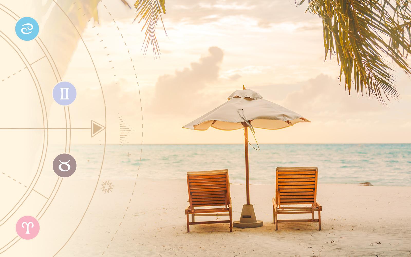 Horoskopski znaci na godišnjem odmoru