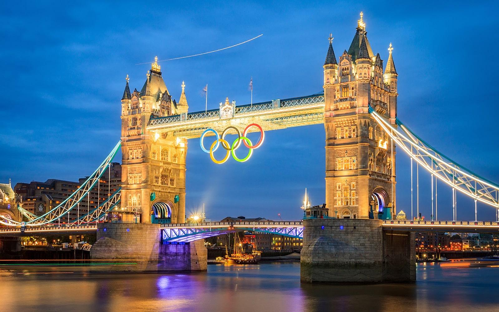 Od Viktorijanskog doba do Olimpijade 2012
