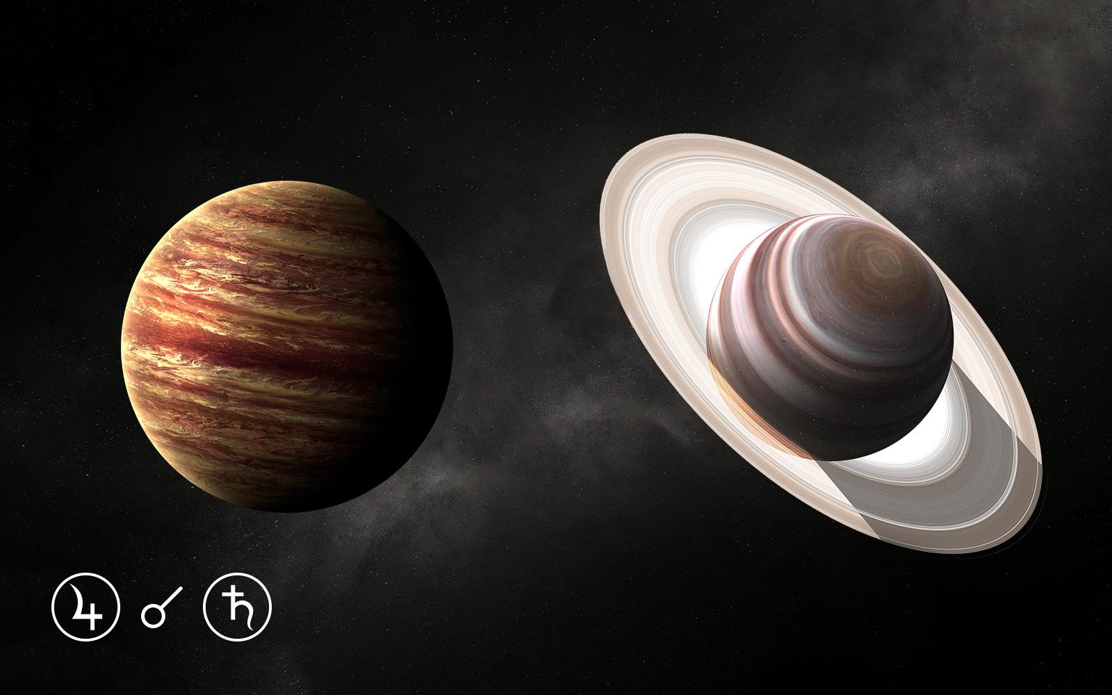 Velika konjunkcija Jupitera i Saturna u vreme COVID-19